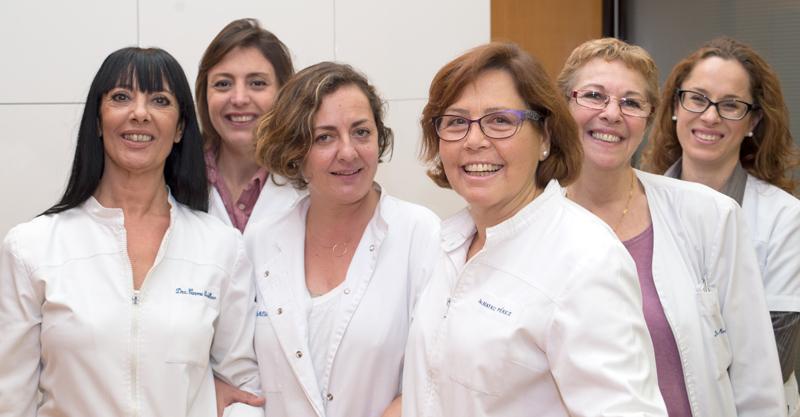 Ginecología Doctoras Pérez Centro ginecológico adaptado Barcelona Revisión ginecológica barata Embarazo personalizado